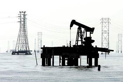 Ölförderplattform in Venezuela: Rabatte für die Ärmsten in den USA