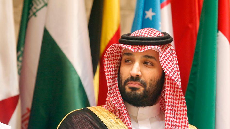 Saudi-Arabiens starker Mann und Kronprinz: Mohamed bin Salman