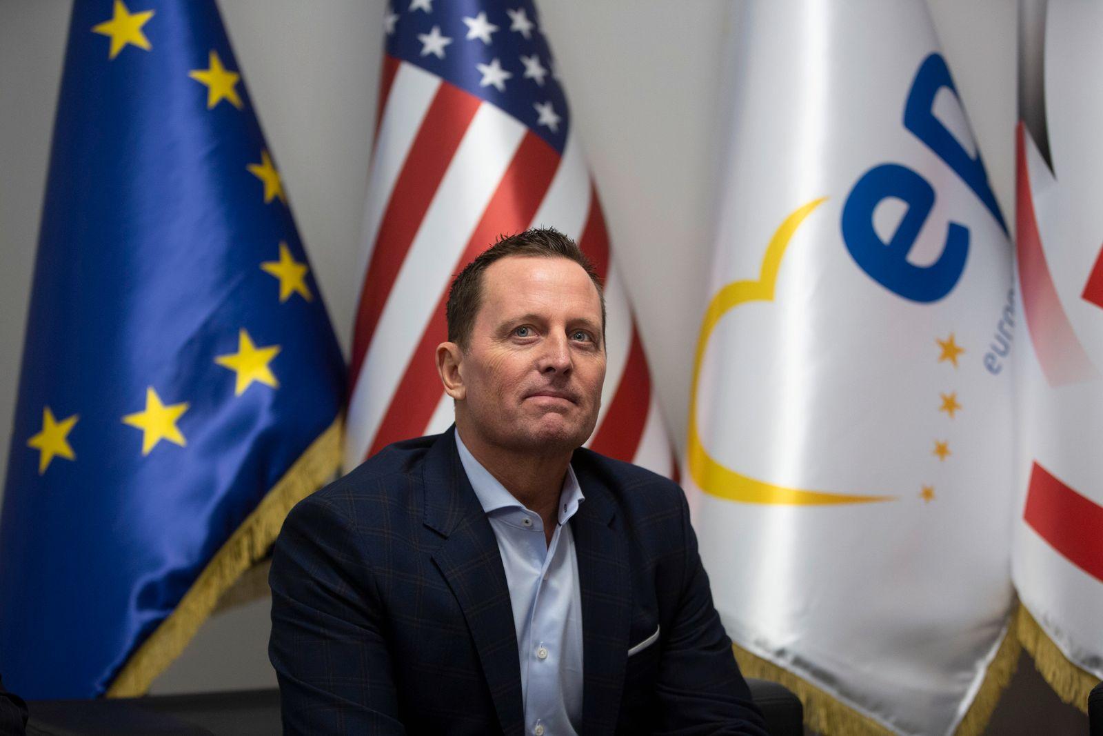 Kosovo US Envoy