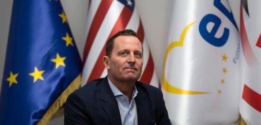 Richard Grenell: US-Botschafter in Berlin will offenbar abtreten