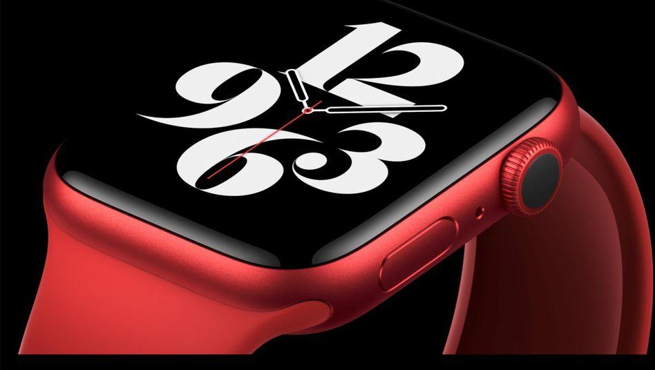 Die Apple Watch Series 6