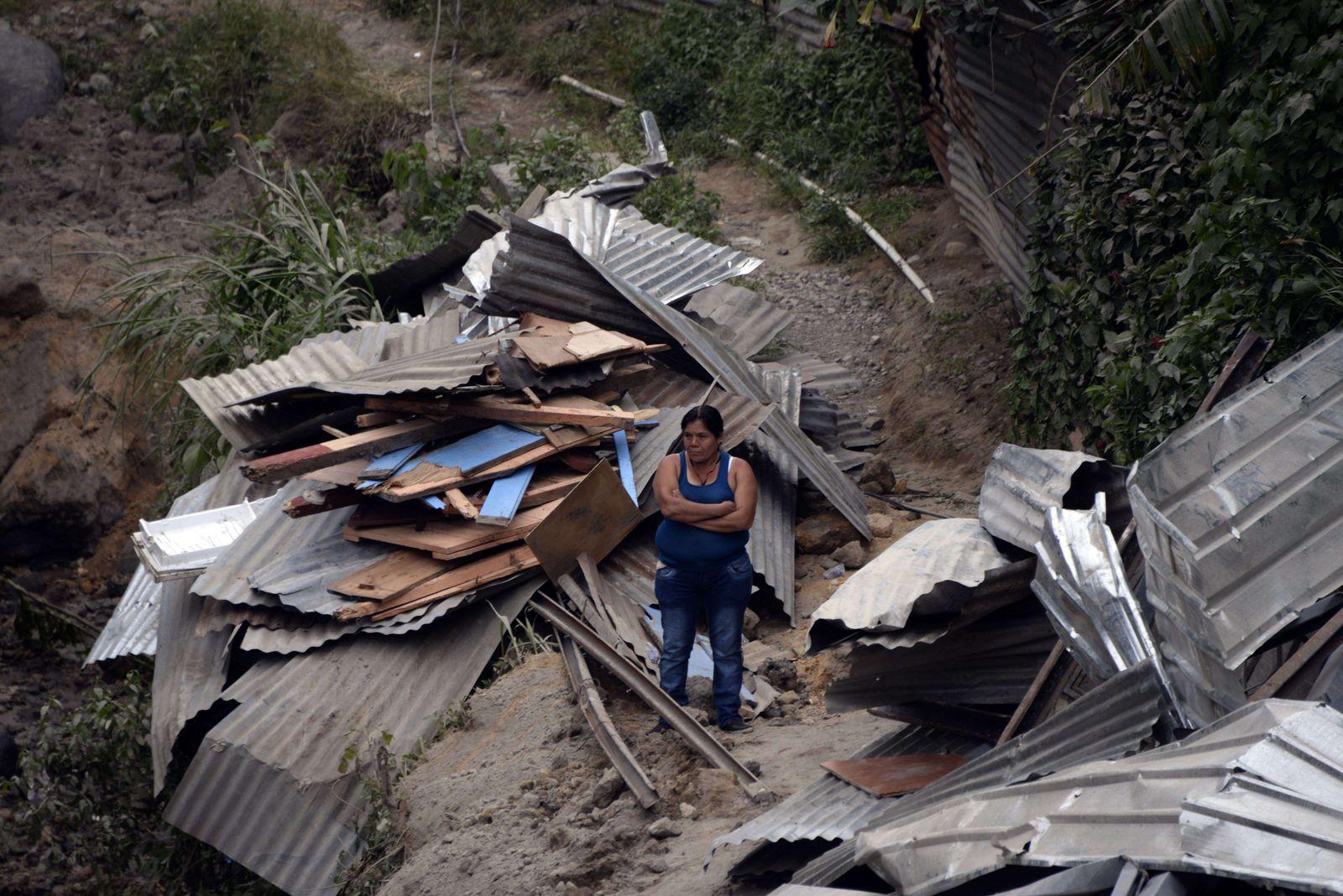 Guatemala Erdrutsch