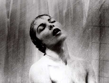 "Filmszene aus ""Psycho"": Schokosoße als Blut"