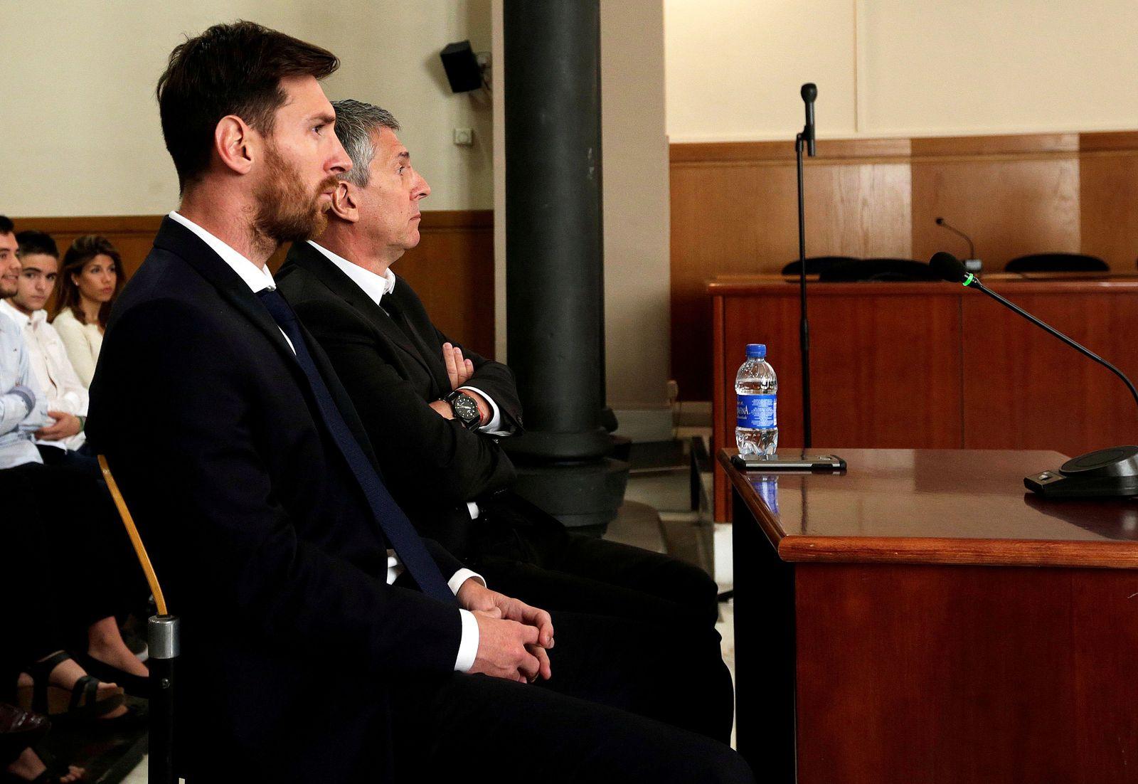 Messi / Vater