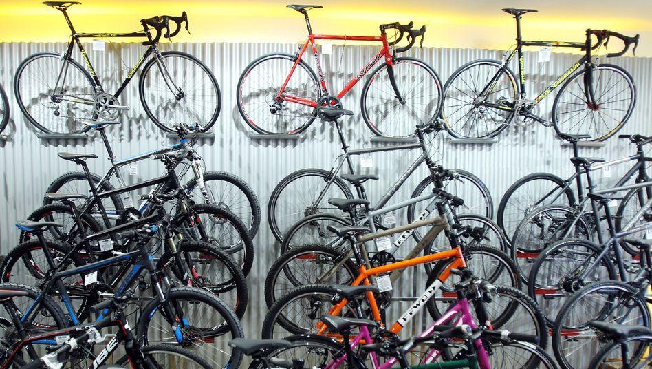 Fahrradhandel: Großer Gewinner der Krise