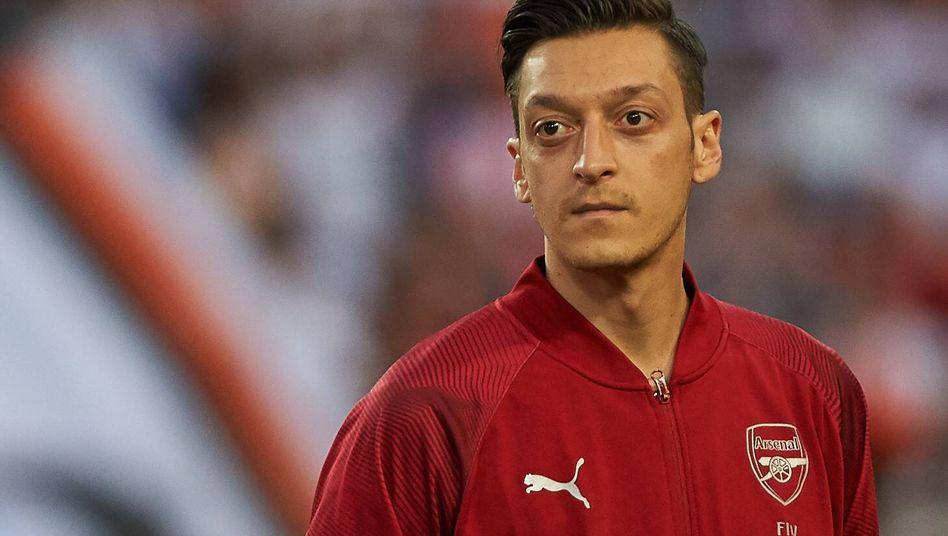 Arsenals Mesut Özil