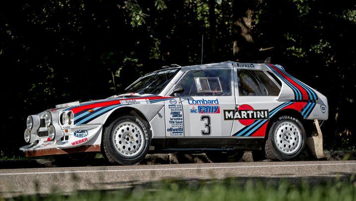 Lancia Delta S4: Doppelt beatmet