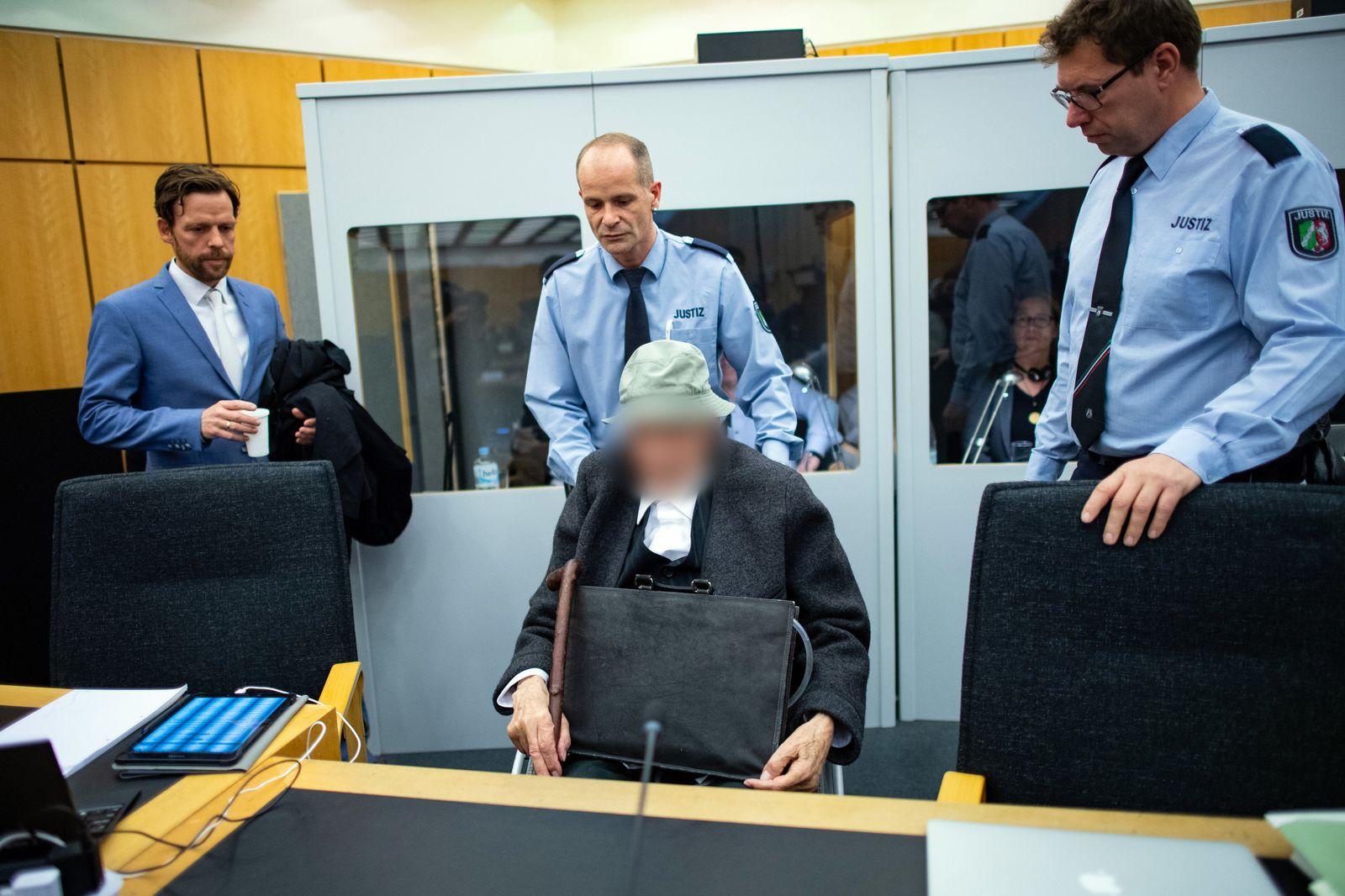 Prozessbeginn gegen ehemaligen SS-Wachmann
