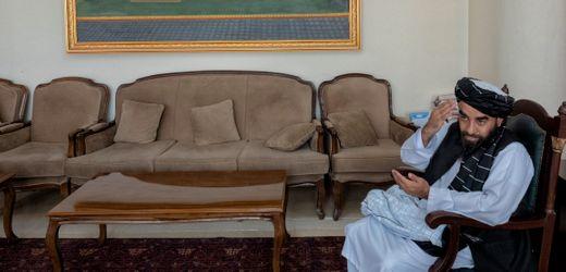Taliban-Sprecher Zabihullah Mudschahid: »Warum sollten wir Menschen Schutz garantieren müssen?«
