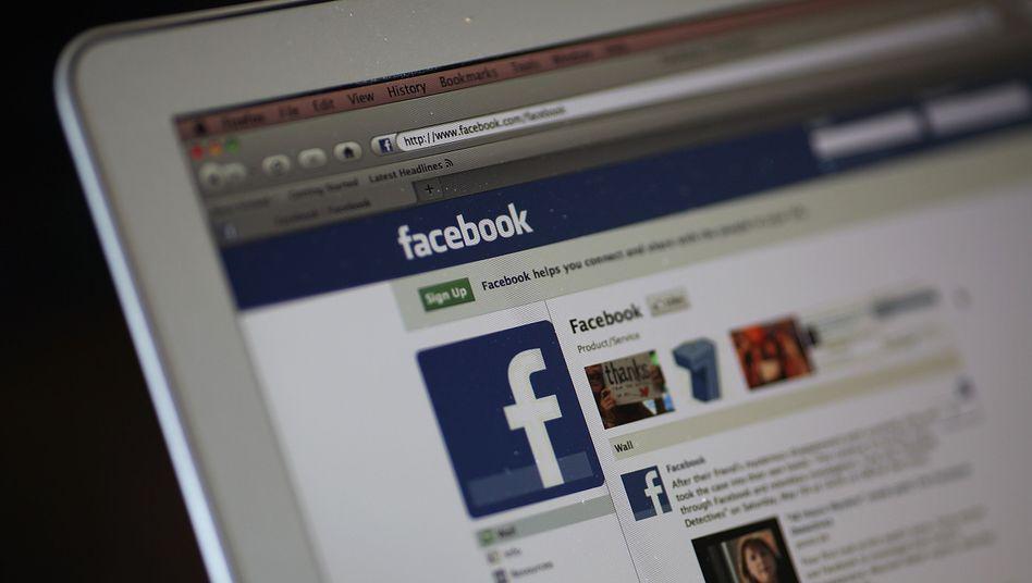 Facebook: Mehr Sicherheit durch freundschaftliche Verbindungen