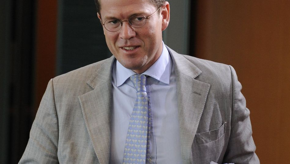 Wirtschaftsminister Guttenberg: Renaissance der Atomkraft?