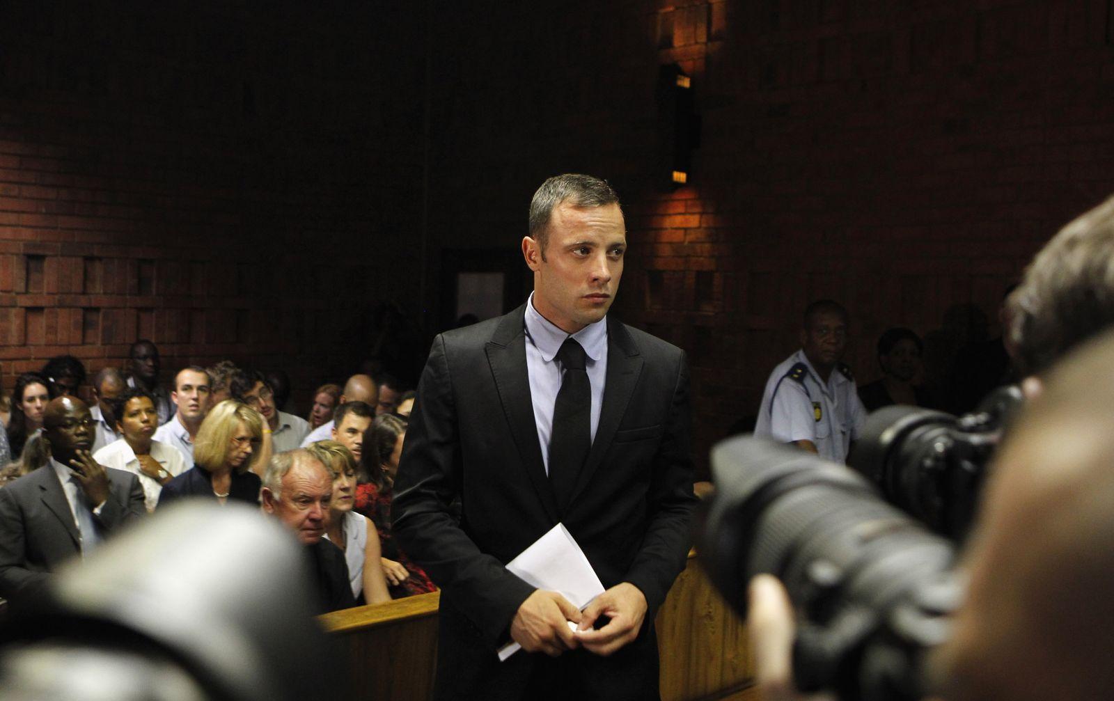Pistorius/ Gericht