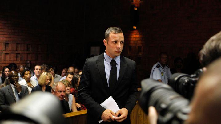 Kautionsverhandlung Oscar Pistorius: Ermittler kontra Verteidigung