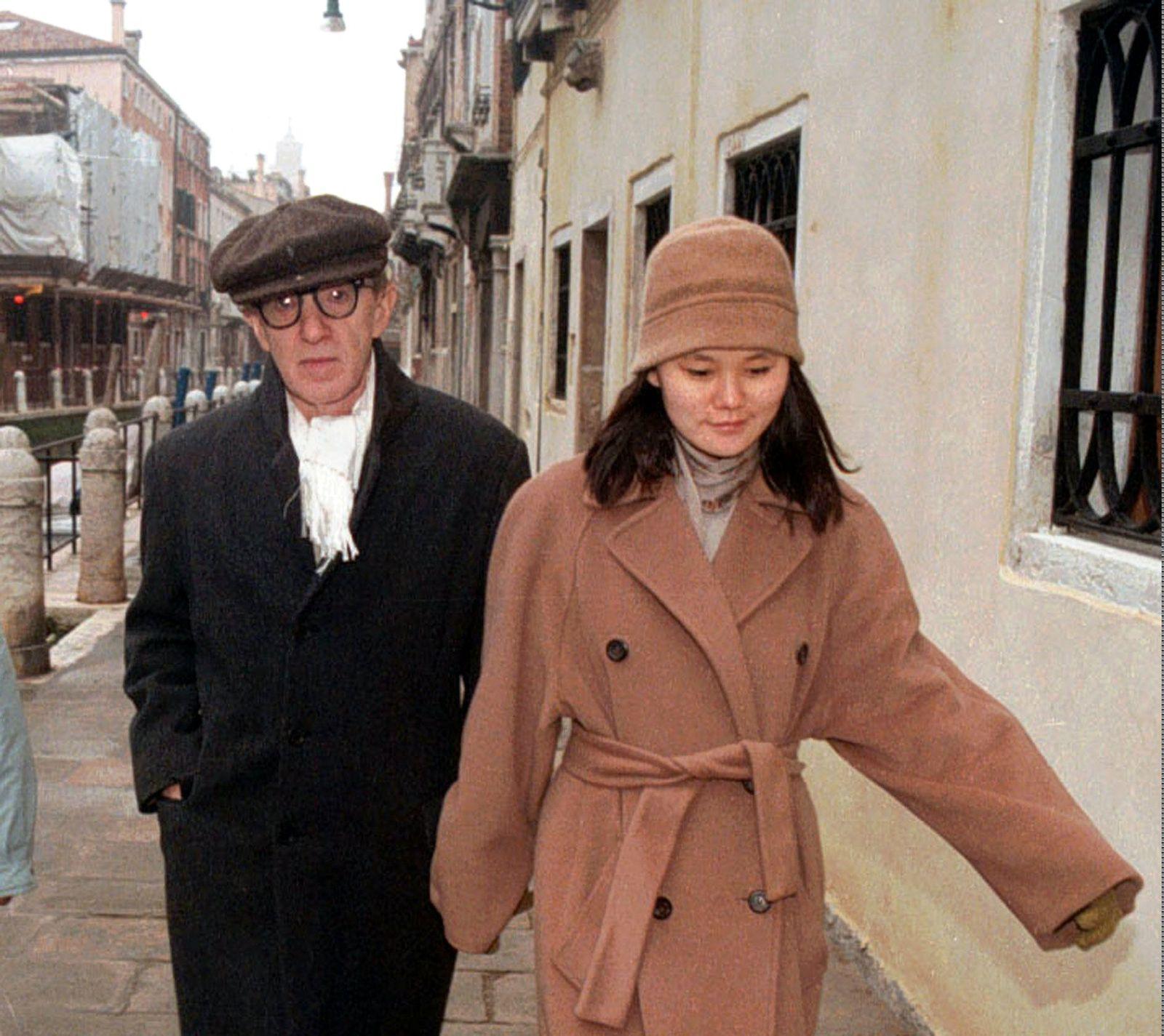 Seitenspruenge/ Woody Allen