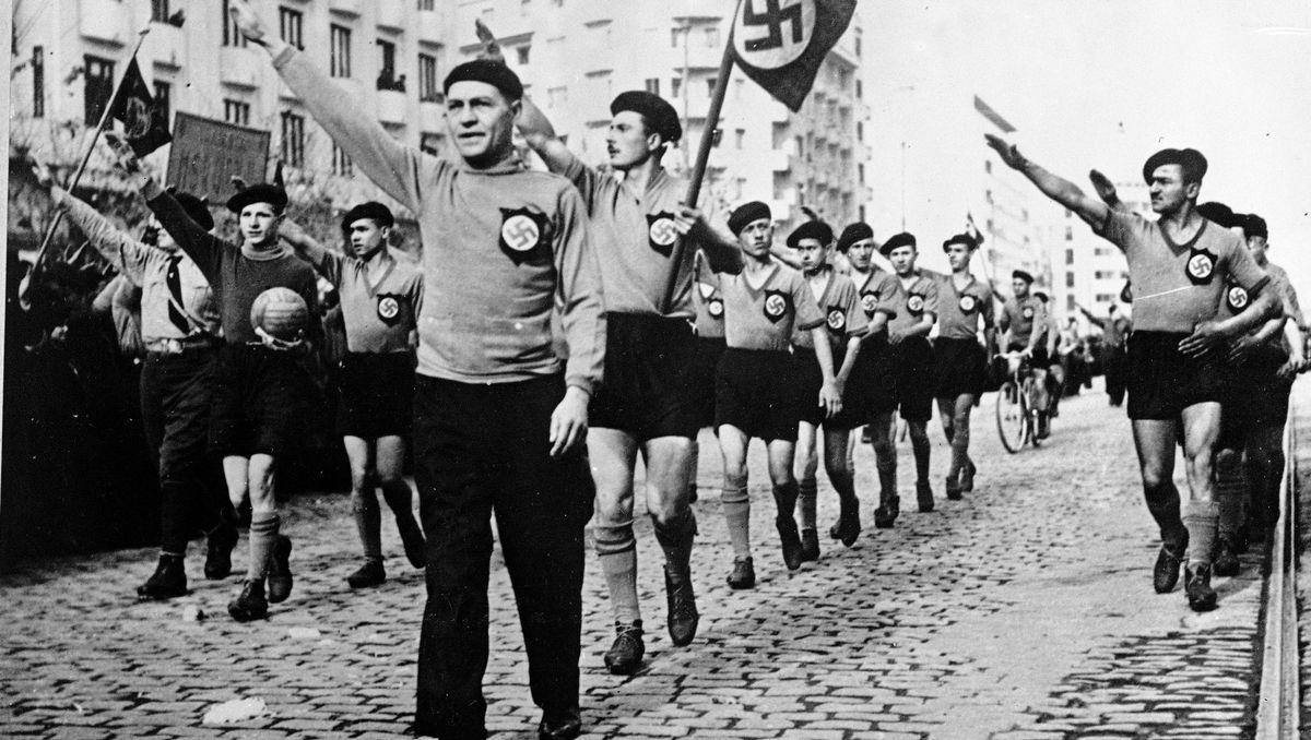 Rumänische Faschisten in deutschen KZs - DER SPIEGEL