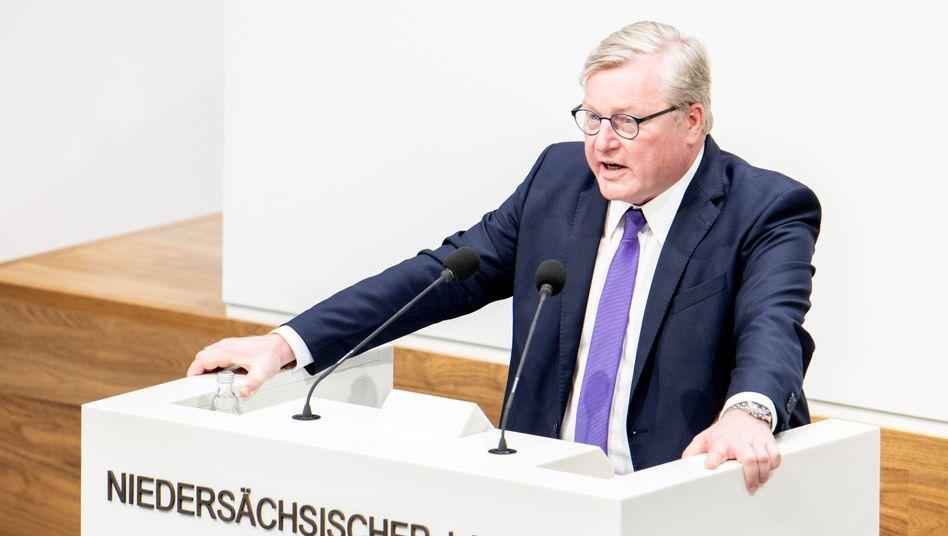 Niedersachsens CDU-Chef Bernd Althusmann