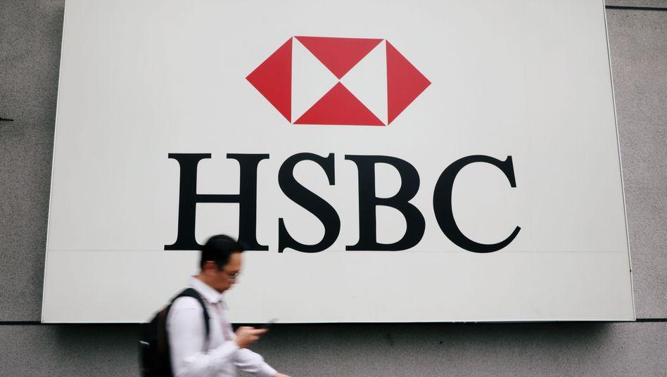 HSBC machen die Niedrigzinspolitik, der Handelsstreit und der Brexit zu schaffen