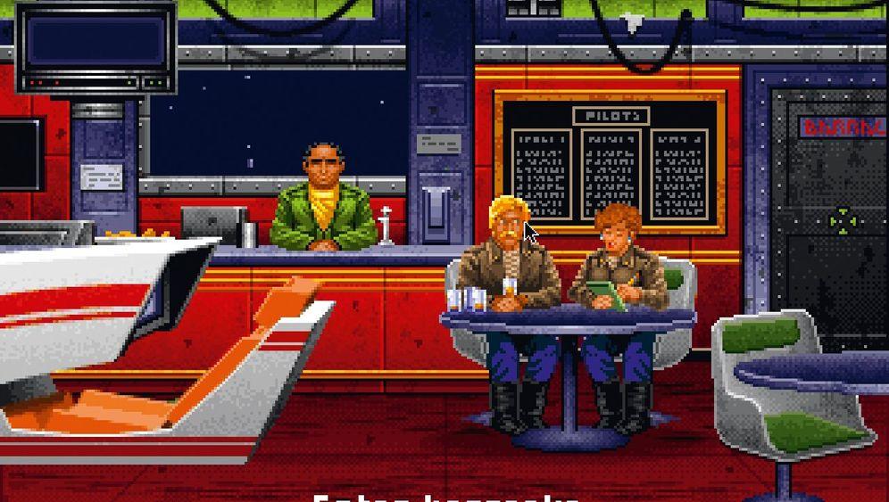 "Spieleklassiker: So sah ""Wing Commander"" aus"