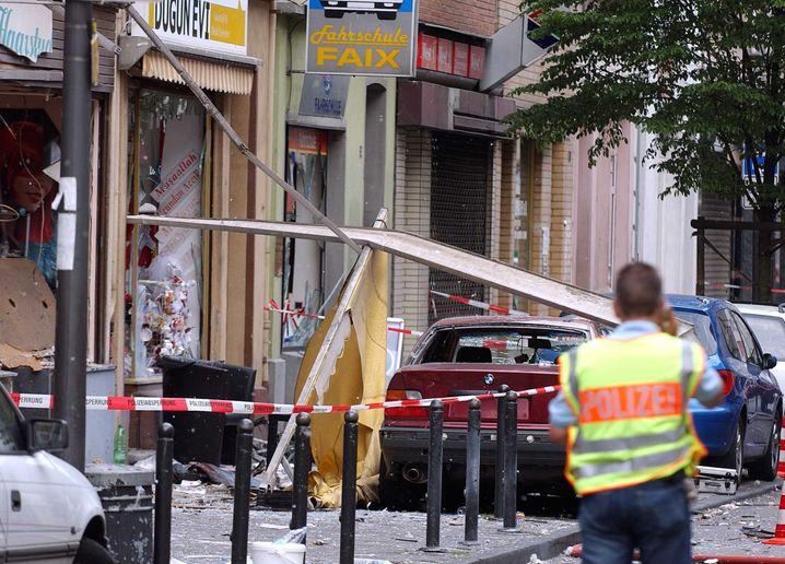 Anschlag in der Keupstraße 2004