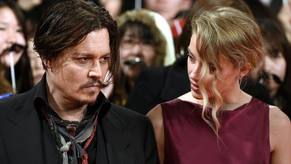 Johnny Depp und Amber Heard: Ende einer Ehe