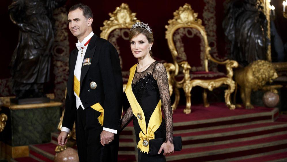 Amtseinführung von Felipe VI. in Spanien: Krönung, leicht bekömmlich