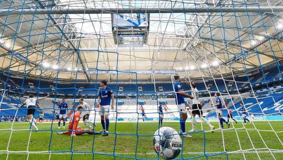 Die Bundesliga seit ihrer Fortsetzung: 21 Heimsiege, 34 Auswärtssiege