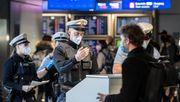 Bundespolizei registriert zahlreiche Verstöße gegen neue Einreiseregeln