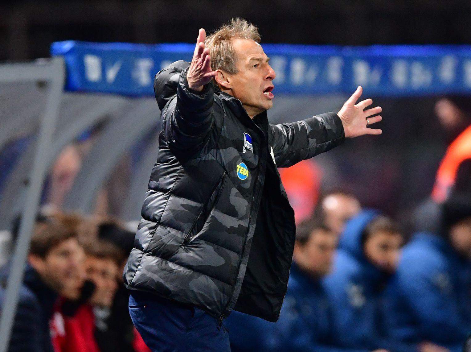 Klinsmann Protokoll