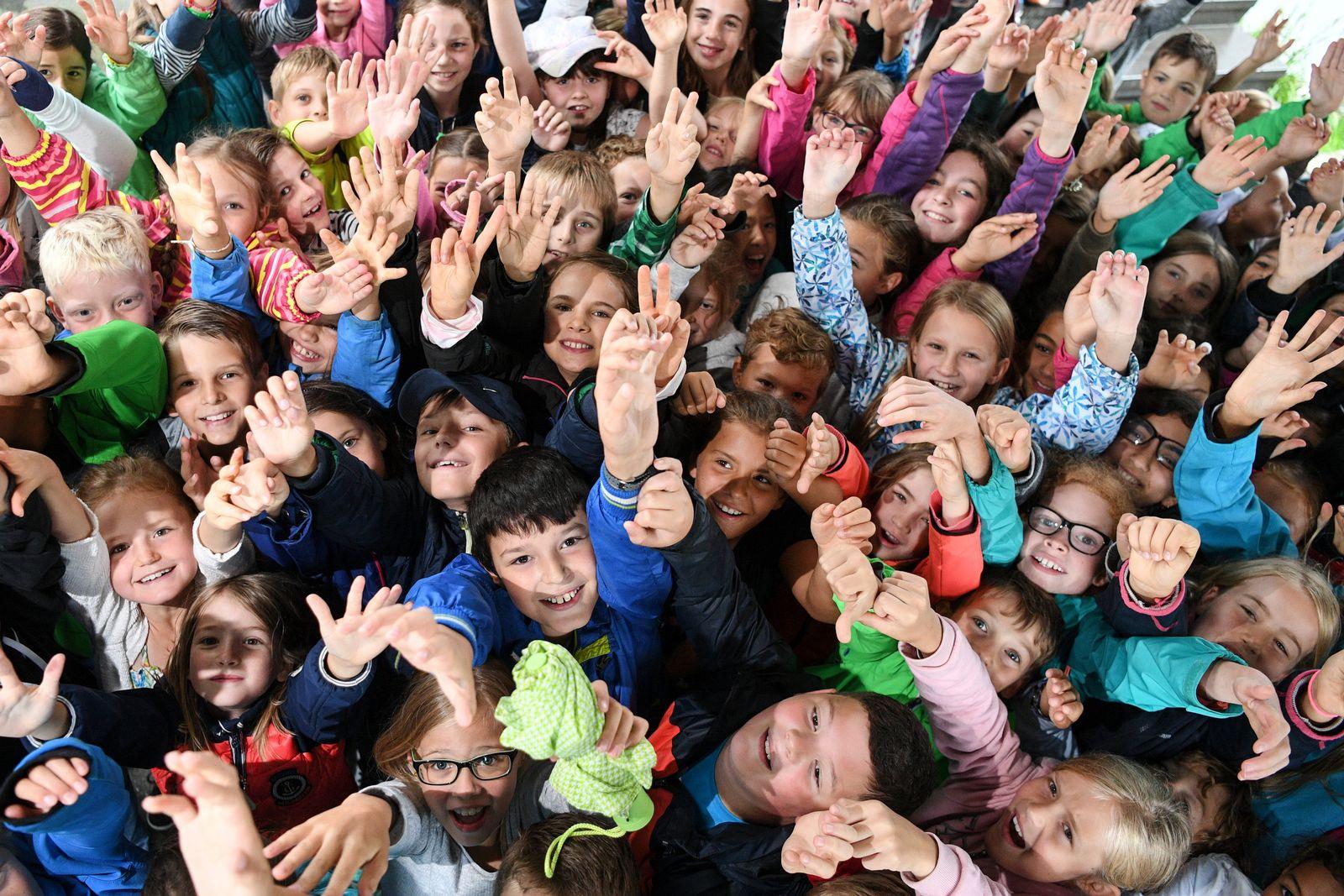 Schüler in BadenWürttember