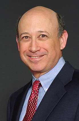 Goldman-Aufsteiger Blankfein: Alle Kurse per Pager