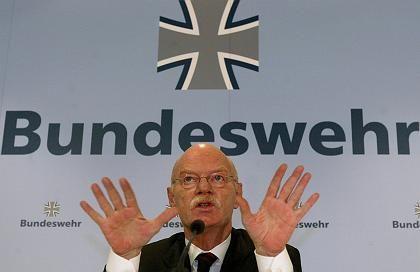 50 Jahre Bundeswehr: Struck plant symbolträchtige Veranstaltungen