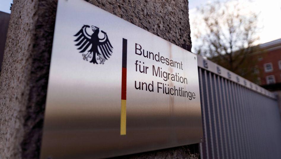 Zentrale des Bundesamts für Migration und Flüchtlinge (Bamf) in Nürnberg (Archivbild)