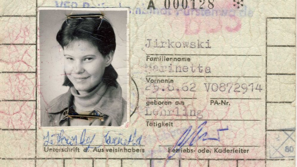 Maueropfer: Marienettas verschollene Bilder