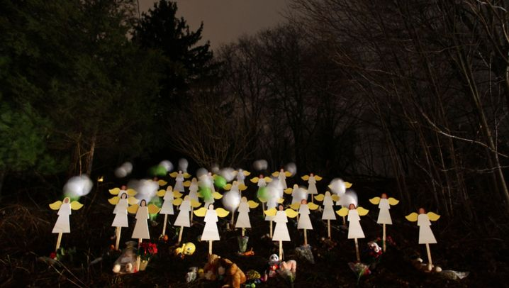 Photo Gallery: Horror and Emotion in Newtown