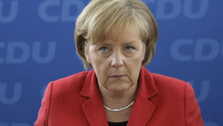 Streit über Griechen-Hilfen: Merkel fürchtet die Rache der Stammtische