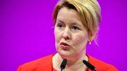 Familienministerin Giffey soll Berliner SPD-Chefin werden