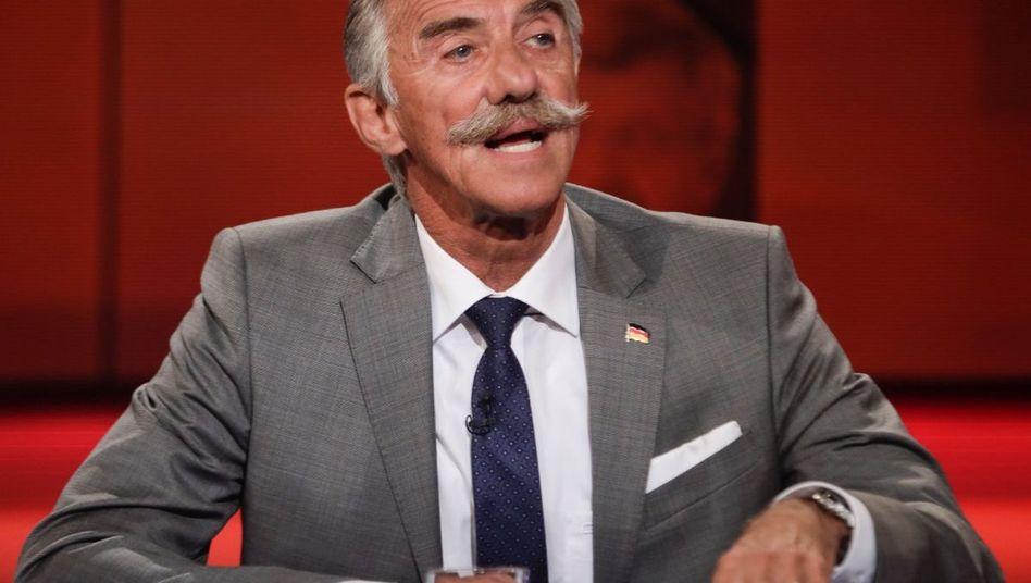 AfD-Politiker Uwe Junge: Niemand steht auf, niemand geht