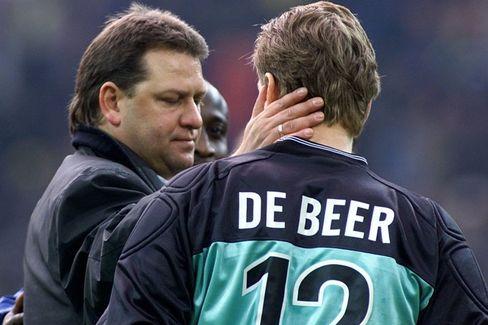BVB-Torwart de Beer: Blamage gegen Viertligist