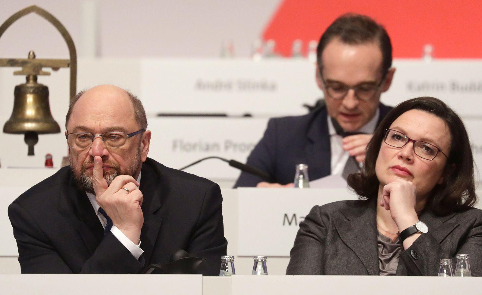 Schulz/ Nahles