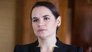 Tichanowskaja stellt Lukaschenko ein Ultimatum