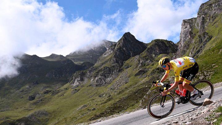 Die Bilder der Tour de France 2021
