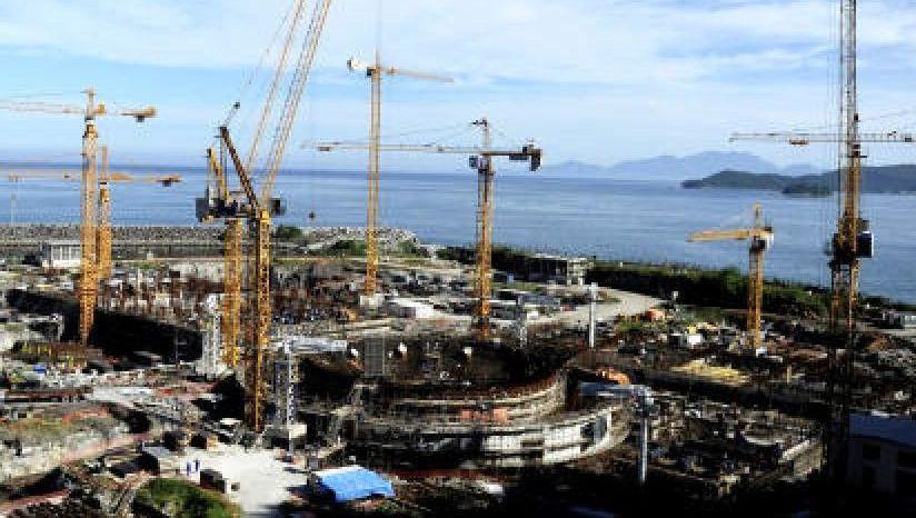Atomkraftwerksbau Angra 3