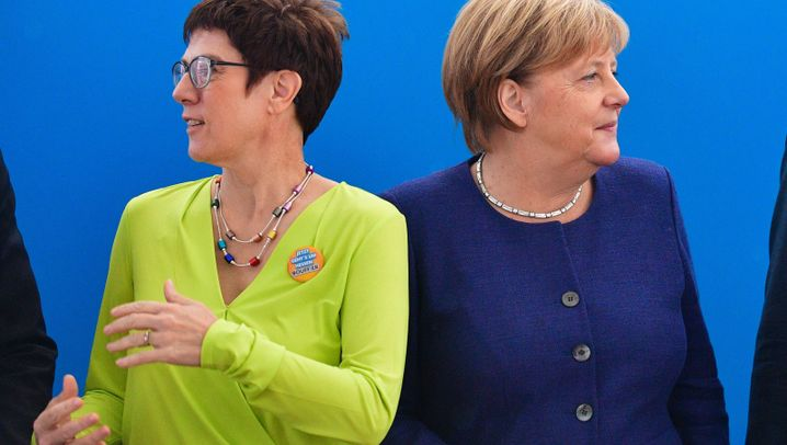 CDU-Vorsitz: Das sind die möglichen Merkel-Nachfolger