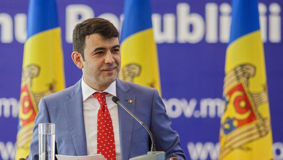 Chiril Gaburici: Rücktritt nach vier Monaten