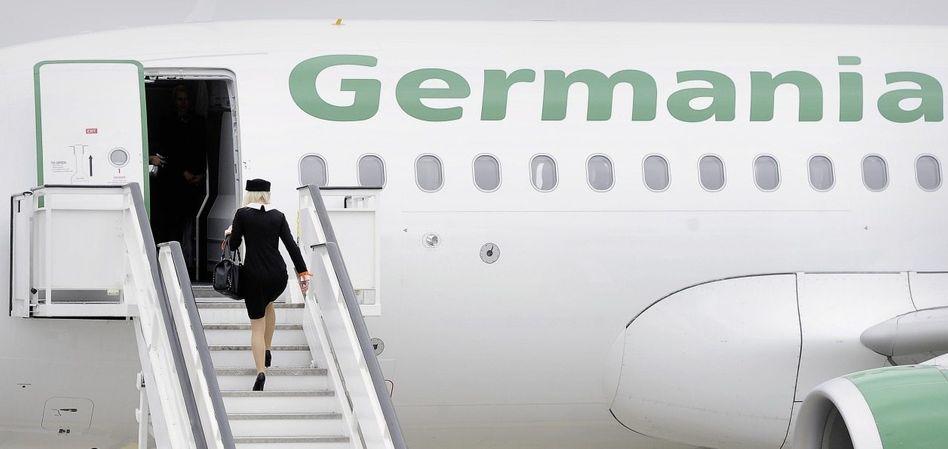 Germania-Airbus: »Mein Vater würde sich im Grabe umdrehen, wenn er wüsste, was passiert«
