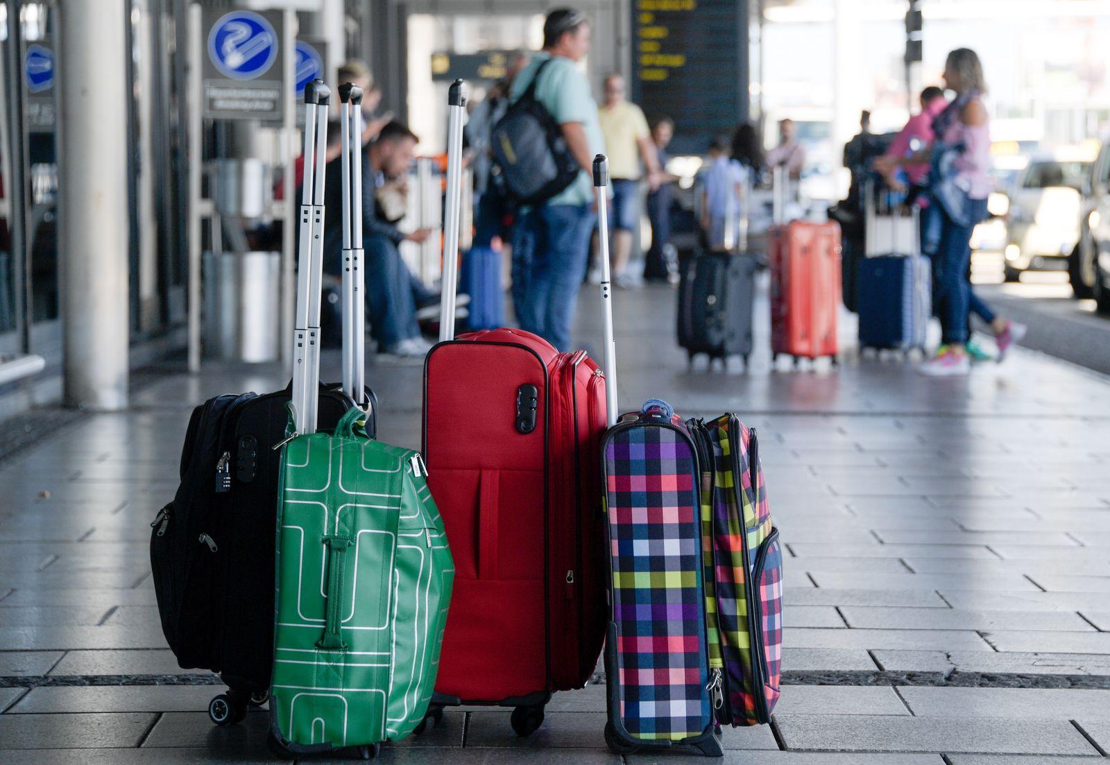 Auswanderer/ Deutschland/ Koffer