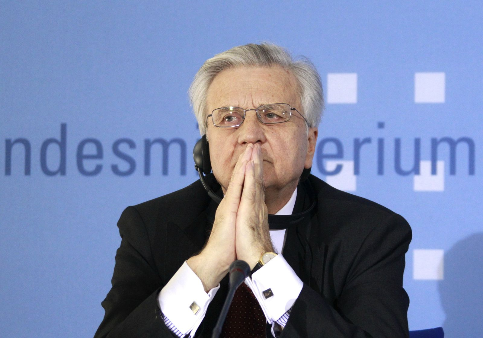 EUROZONE-TRICHET/STRAUSSKAHN