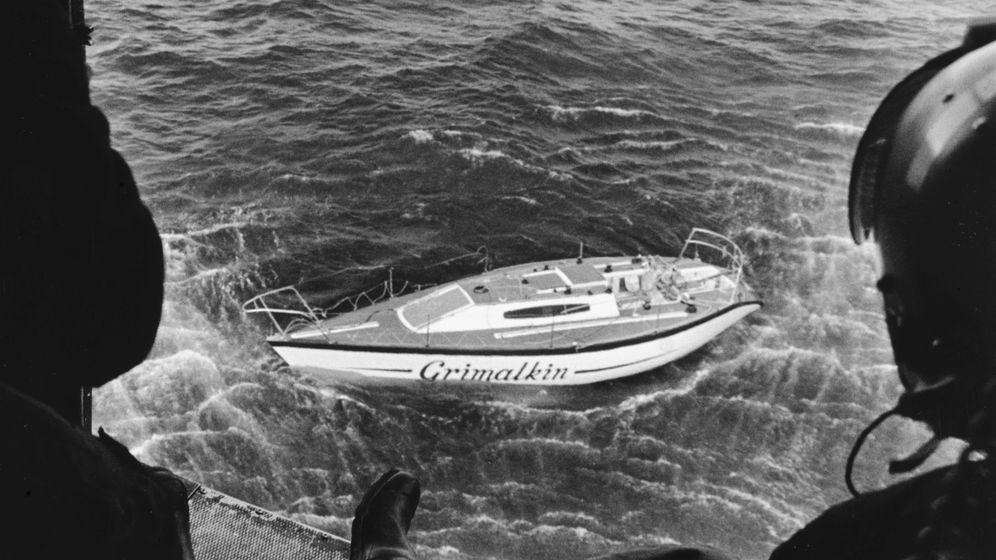 Schiffsbruch: Gespräche mit einem Toten