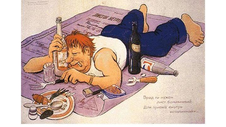 Gorbatschows Feldzug gegen die Trunksucht: Keinen Schluck weiter