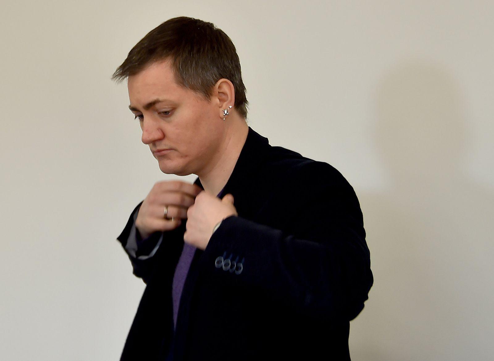 Prozess gegen Linke-Politiker Peer Jürgens